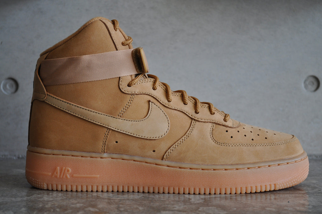 Nike Air Force 1 Haute Du Cycle Menstruel Lin