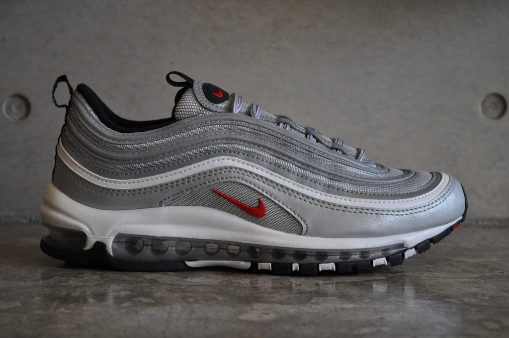 nike w air max 97 og metallic silver
