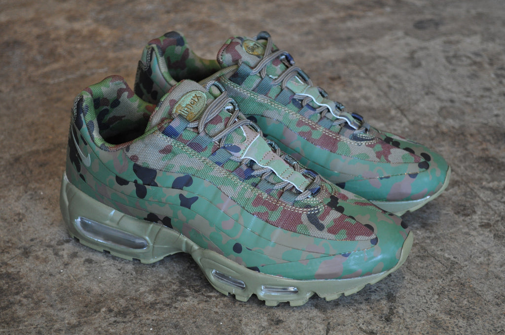Nike Air Max 95 Japan Camo SP - Pale Olive/Safari