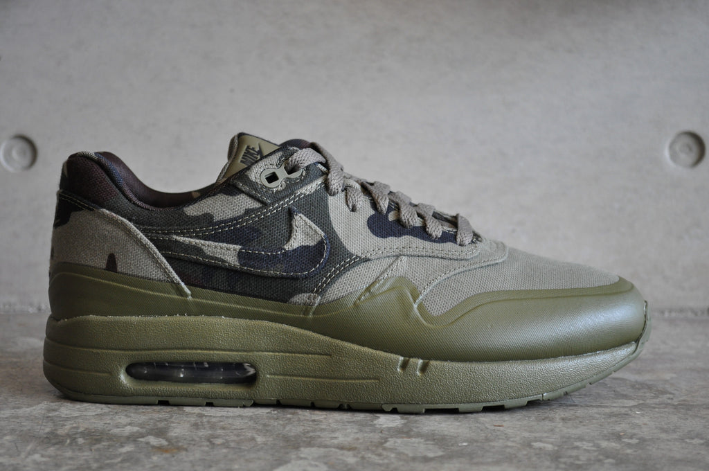 Nike Air Maxim 1 France SP Camouflage Green Grey