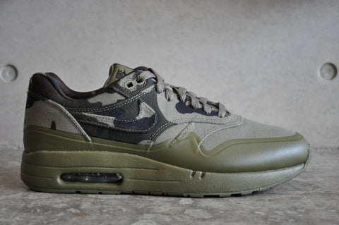 online store 7fe25 a48c0 Low Price Nike Air Max 1 France Sp Camouflage Green Brown