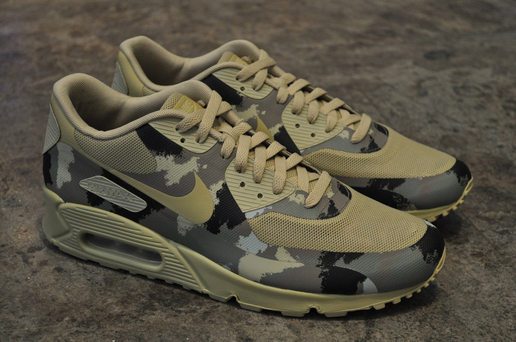 Nike Air Max 90 HYP Italy Camo SP - Safari/Dark Khaki