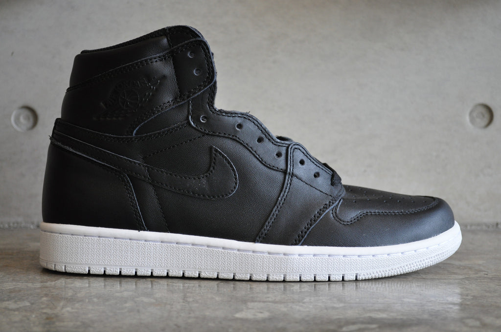 "Nike Air Jordan 1 Retro ""Cyber Monday"" - Black/Black-White"