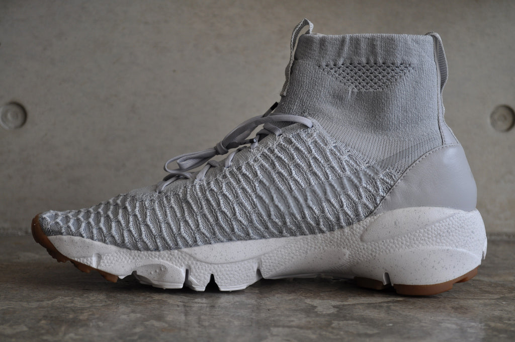 Nike Air Footscape Magista SP - Wolf Grey/Wolf Grey-Smmt Wht