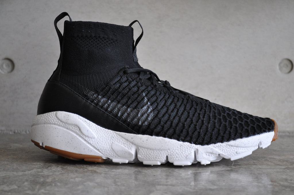 Nike Air Footscape Magista SP - Black/Black-Summit White