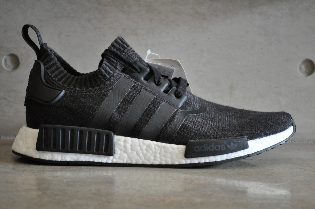 Adidas NMD R1 Black White Gum Pack BY1887 Nomad PK Originals