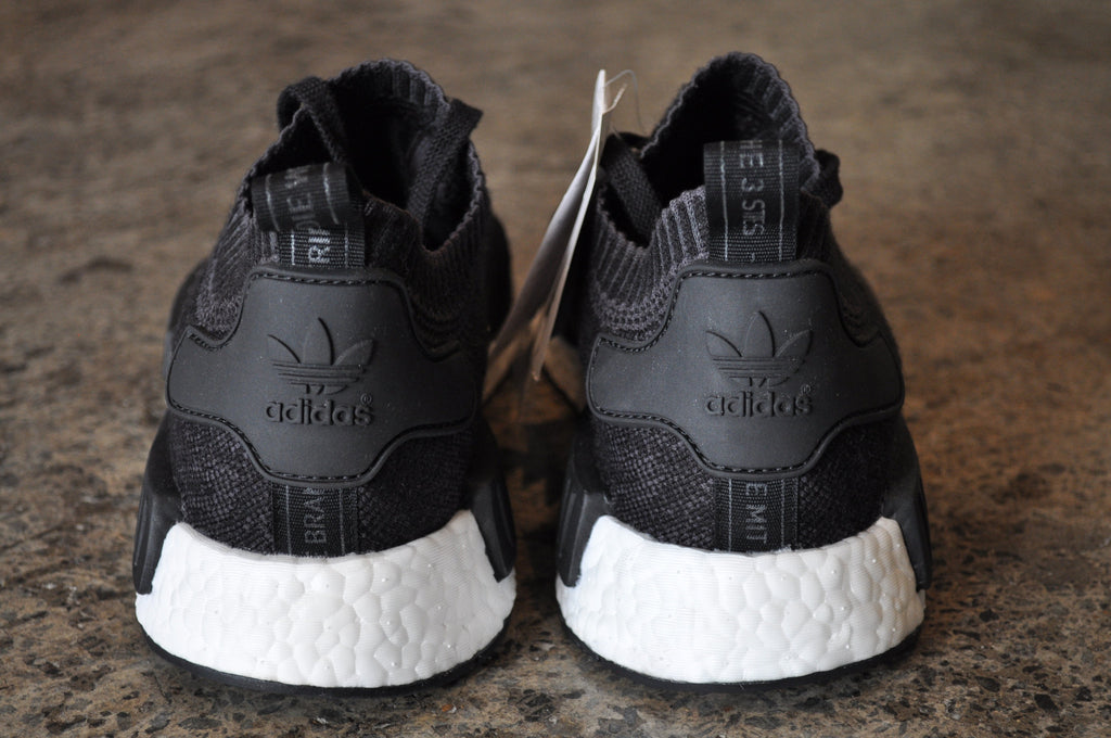 adidas NMD R1 Runner Core Black Cargo Trail Ba7251 Size Men 6