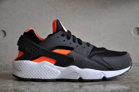 nike air huarache elephant print black&white grey