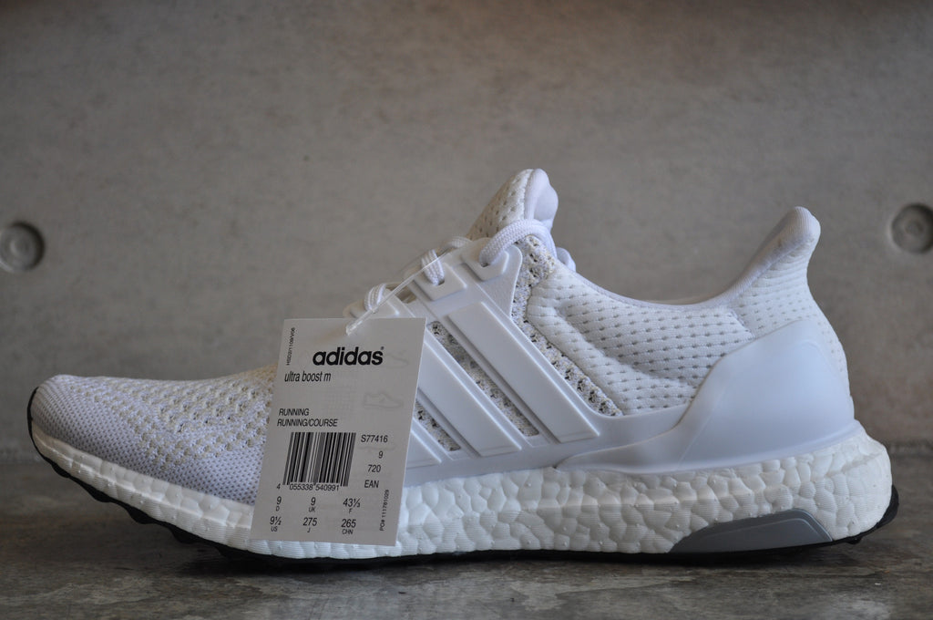 Adidas Ultra Boost - White/Black