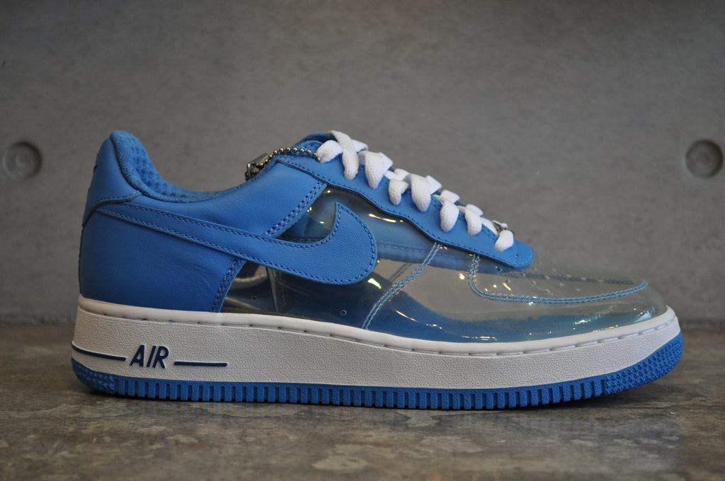 Archive Nike Air Force 1 Supreme '07 (Canvas) Sneakerhead