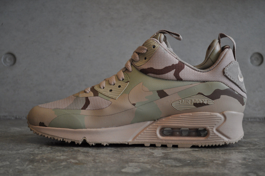 Nike Air Max 90 Camo Sneakerboot MC SP 'USA' - Desert/Desert-Desert