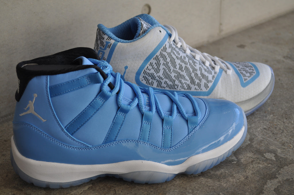 Nike Air Jordan Ultimate Gift Of Flight Pack Pantone 11 29 - Multi ...