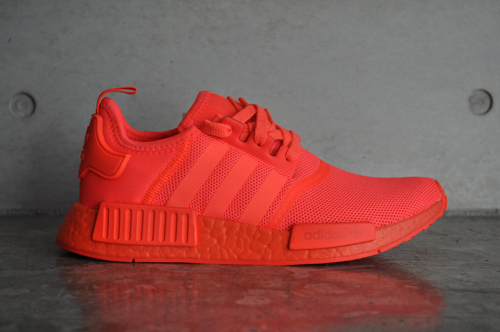 half off 8edef 0c23a adidas nmd triple red,Chaussure Adidas NMD R1 Triple Red