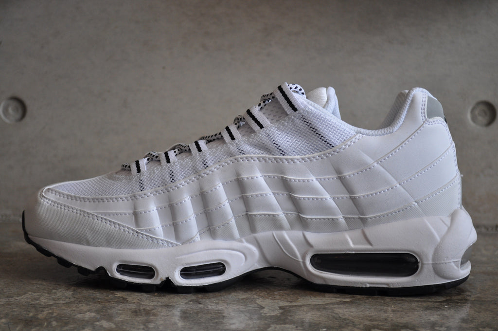 Nike Air Max 95 - White/Black