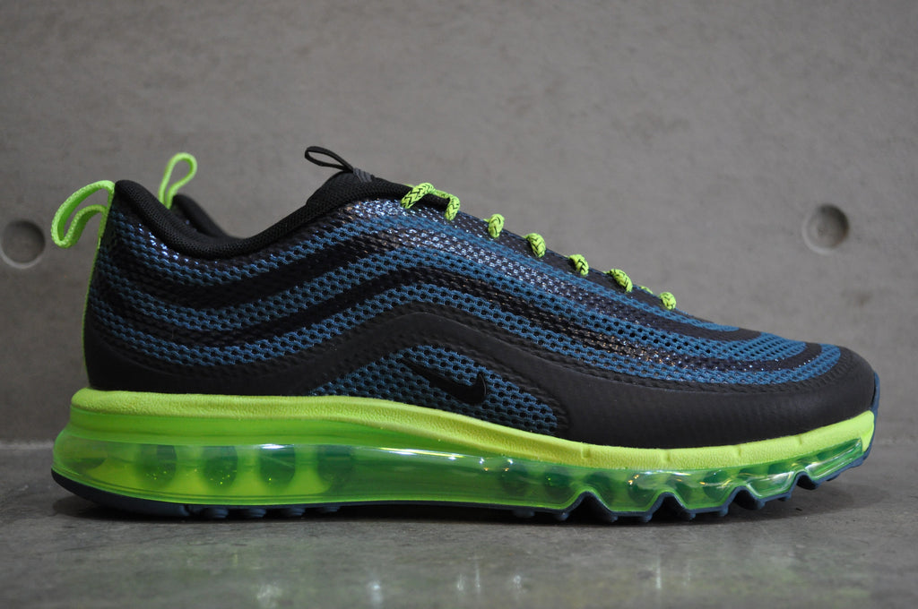 Nike Air Max 97 HYP - 2013 - Night Factor/Black