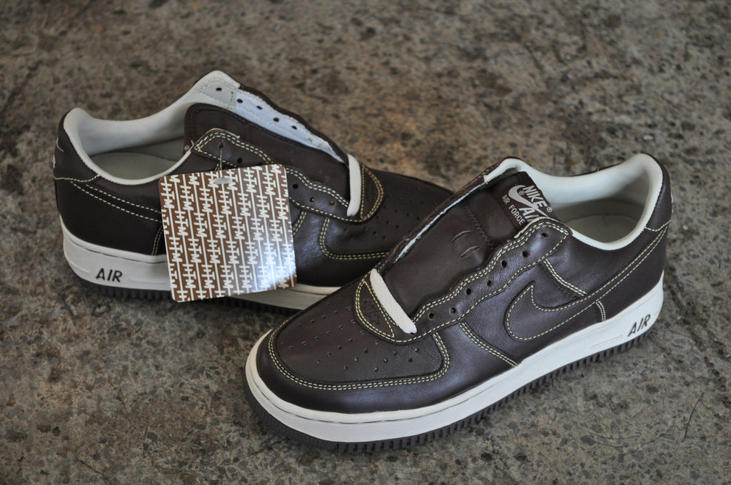 Nike Air Force 1 'HTM First Edition' - Paul Brown/Paul Brown-Net