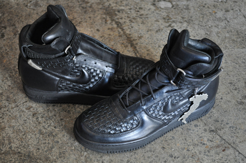 Nike Air Force 1 High Lux - Black/Black