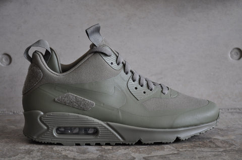efccbe666c ... closeout cross nike air max 90 sneakerboot sp patch steel green 33c67  f1750 ...