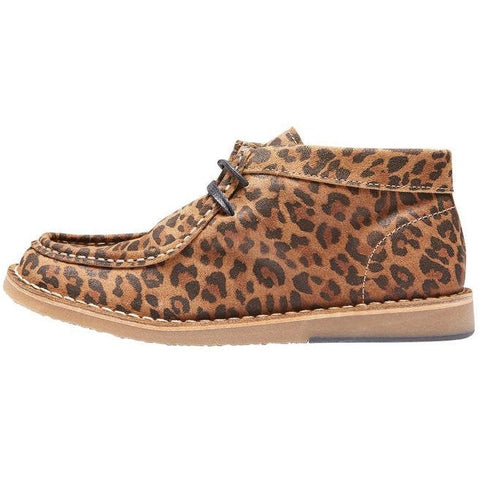Selected Femme - Sneakers - Ronja Leopard Boot - 16058566