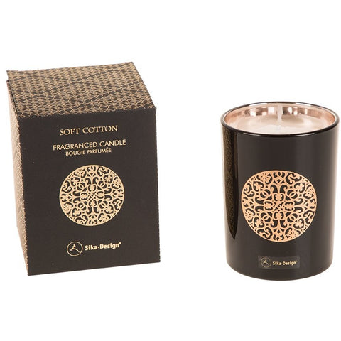 Sika - Scent Candle - Soft Cotton