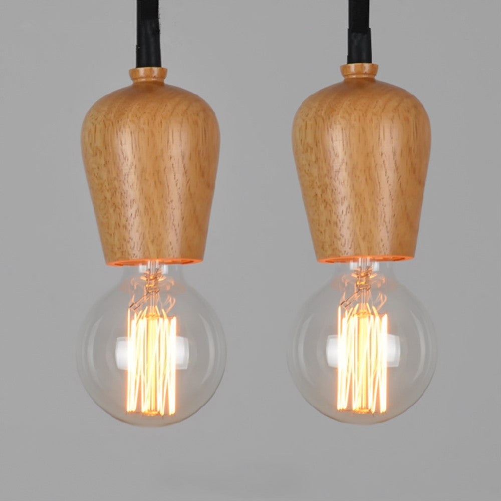 Läven Design - Simple Wood pendent - Lampe
