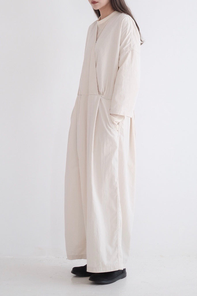 CREAM AZARIA JUMPSUIT ( HIGHLY RECOMMEND! )
