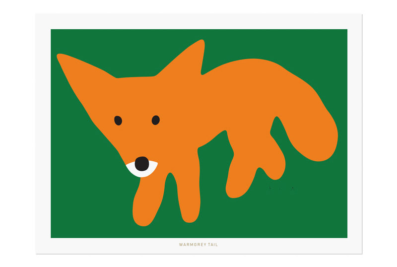 RED FOX GREEN