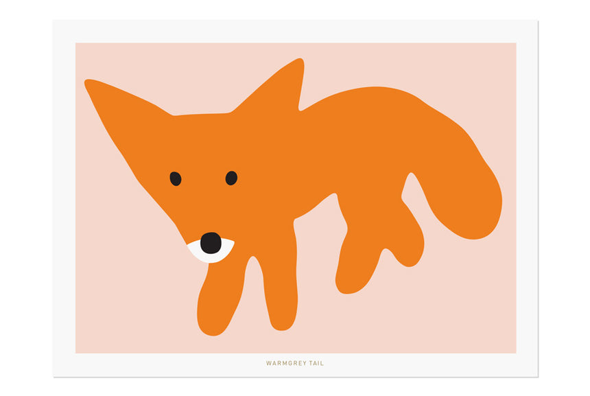 RED FOX PINK