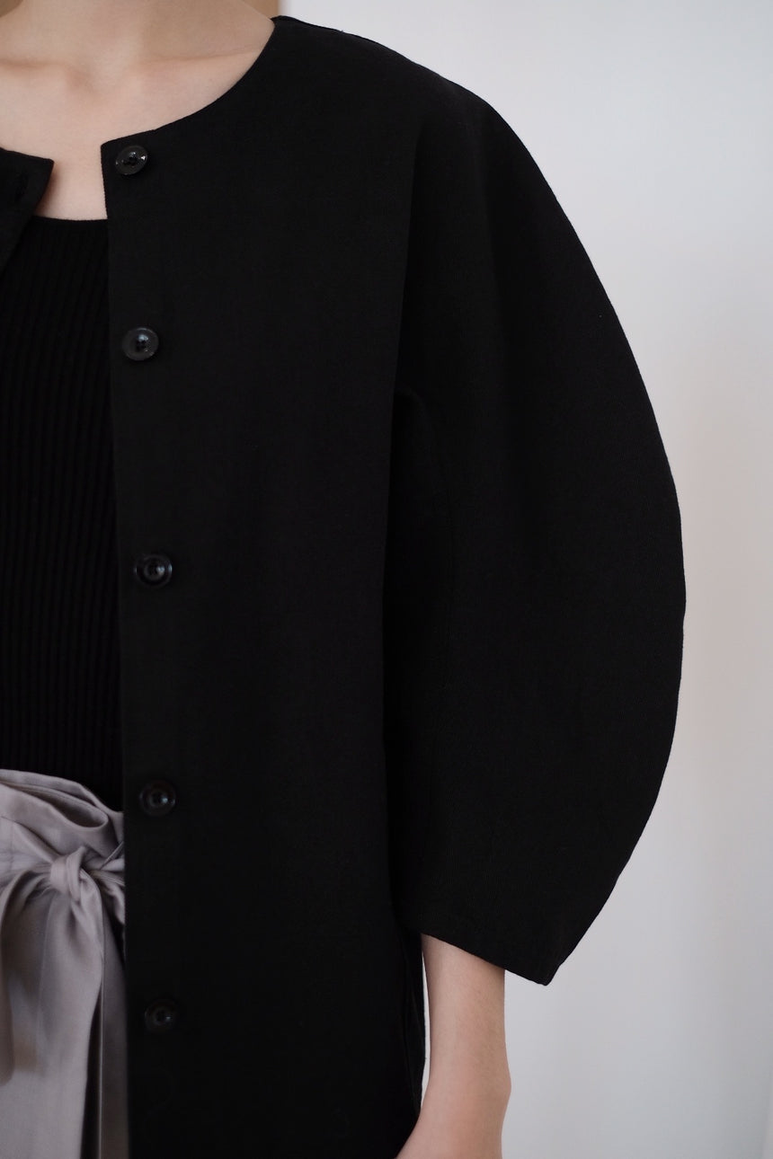MOONIE JACKET (BLACK)
