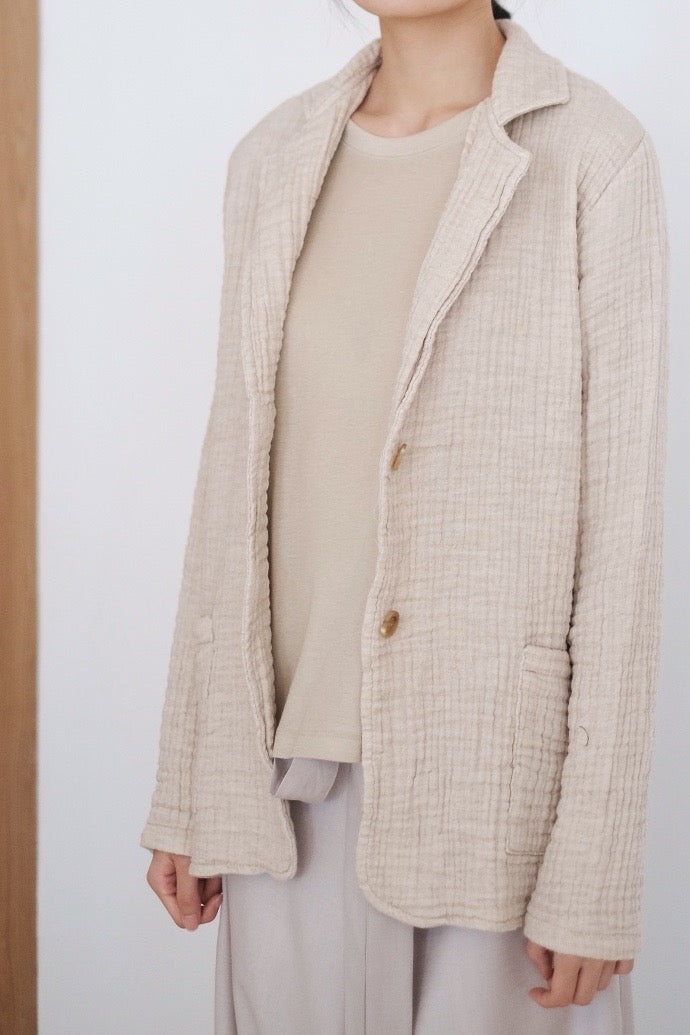 THE BABE COTTON BLAZER | MUST HAVE❣️