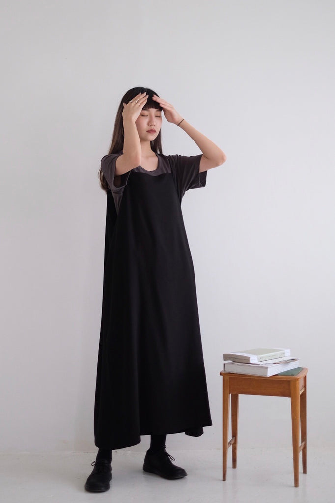 SIENA DRESS ( Black )