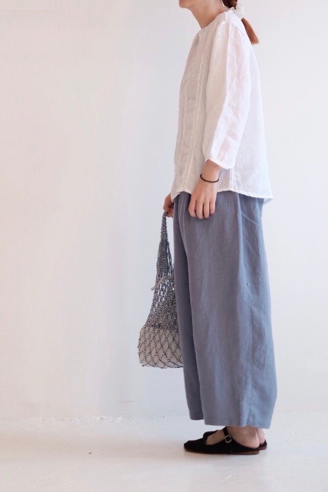 Linen Wide Leg Trouser (Love it soso much)