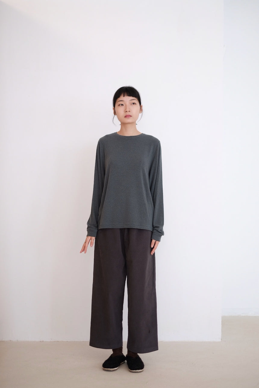OAK TROUSERS (GREY)