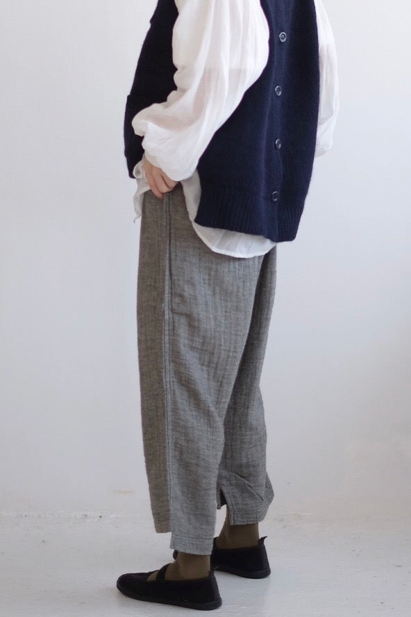 SUPER COMFY COTTON TROUSER (chlorite) ♥MUST HAVE