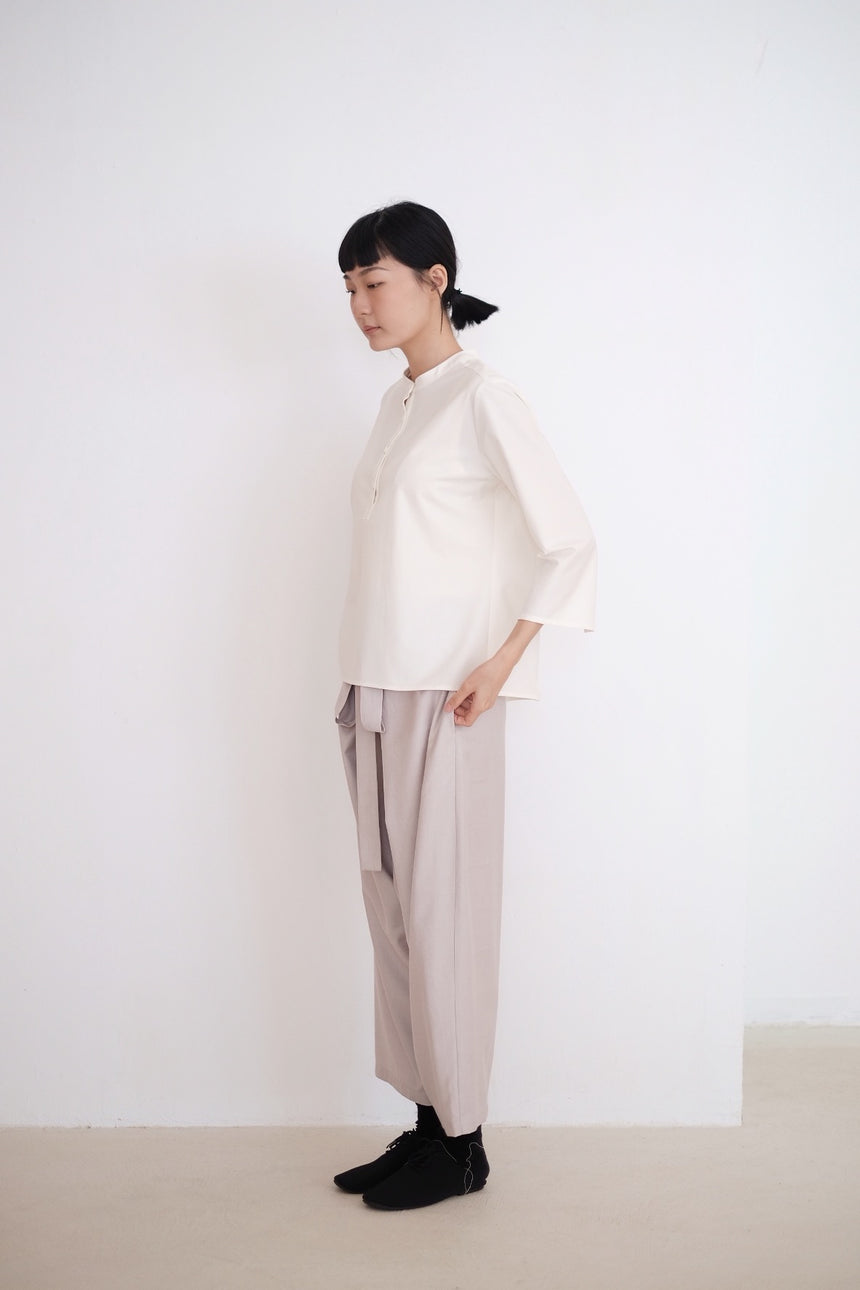 KOKI BLOUSE (WHITE)