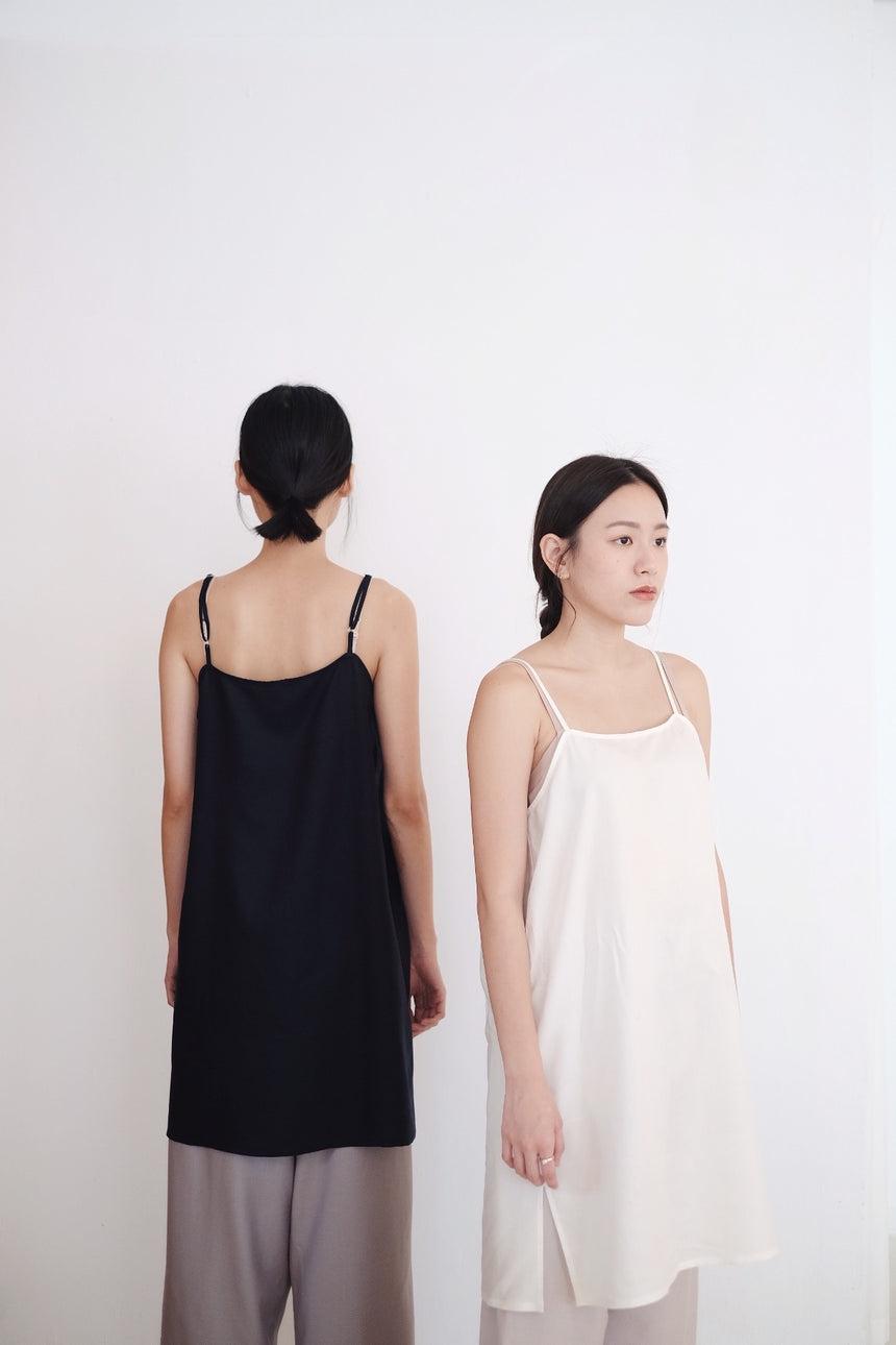 LITHE SLIP DRESS