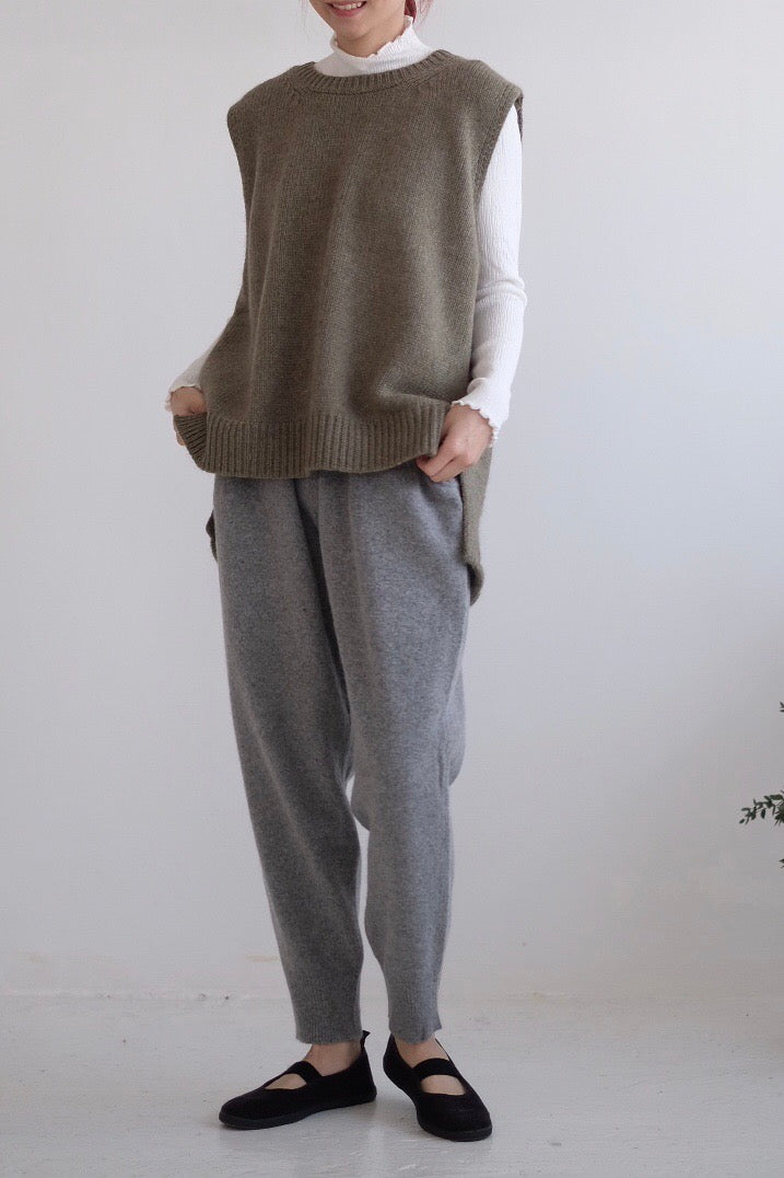 WOOL MIX MER PANTS