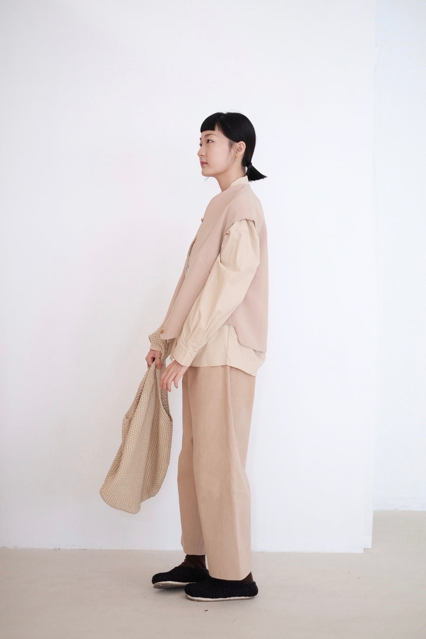 OAK TROUSERS (BEIGE)