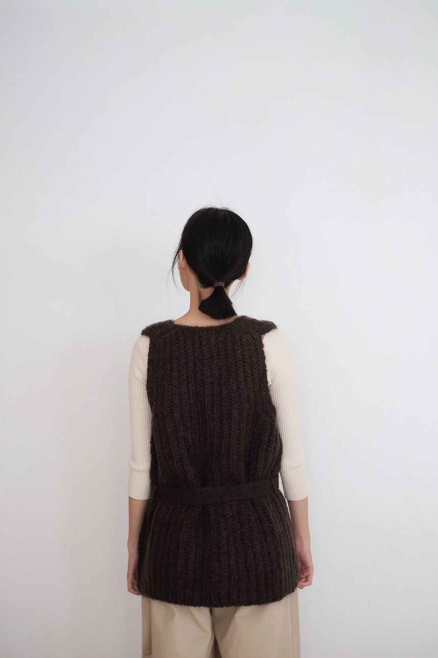 AFTER SUNSET KNITTED VEST | HIGH QUALITY!!!