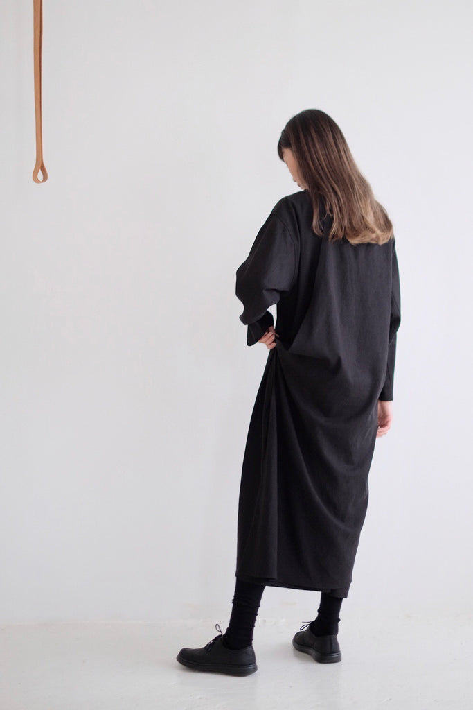 BLACK MICHAELA SHIRTDRESS (BEST BUY!!)