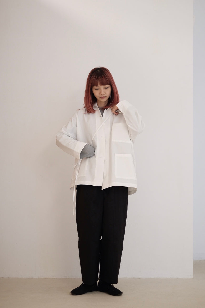THE GIVERNY Set / JACKET (WHITE)