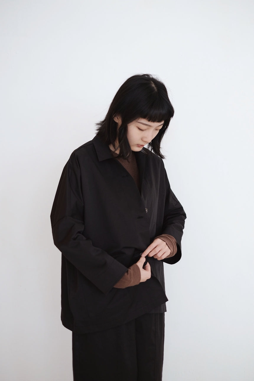 THE GIVERNY Set / JACKET (BLACK) PRE ORDER