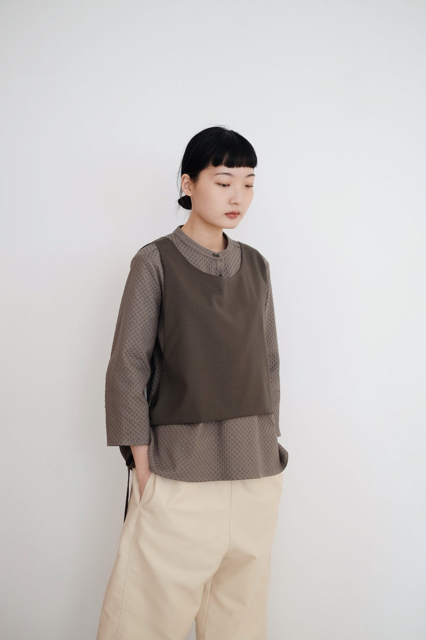 KOKI BLOUSE (GREEN)