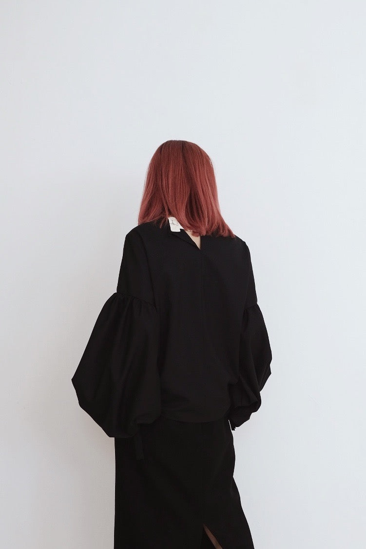 BLACK JONA BLOUSE