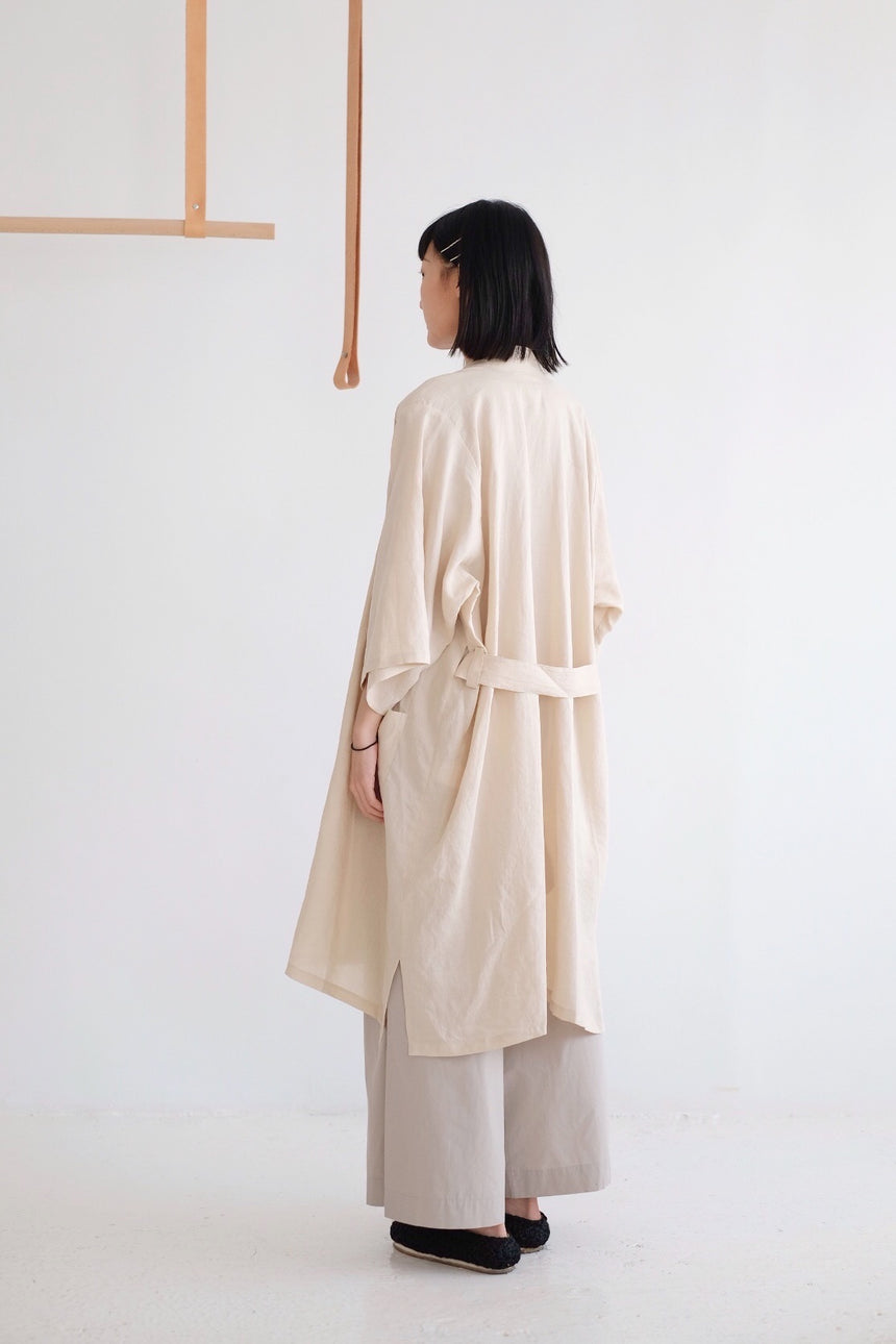 DRAPED YUKATA JACKET