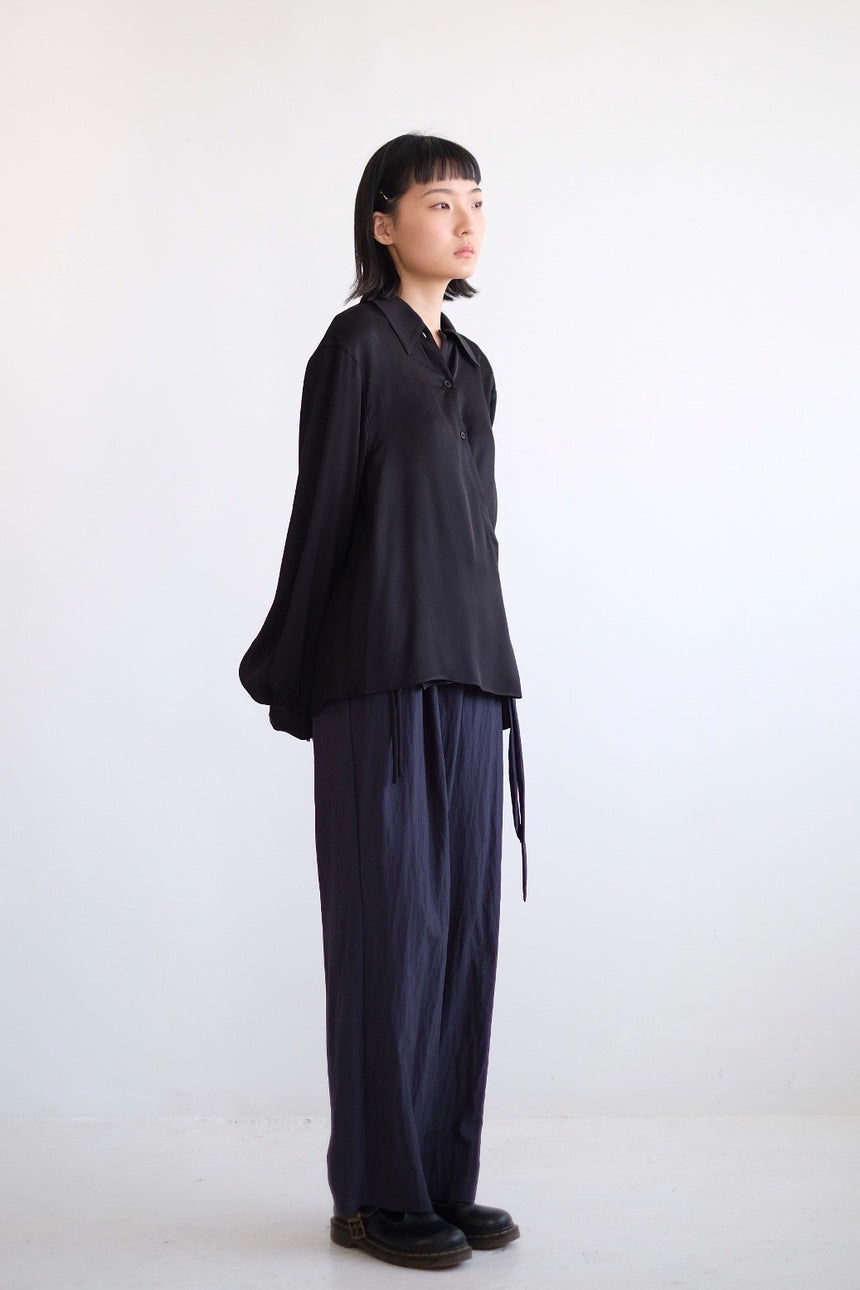 AURA PANTS (NAVY)