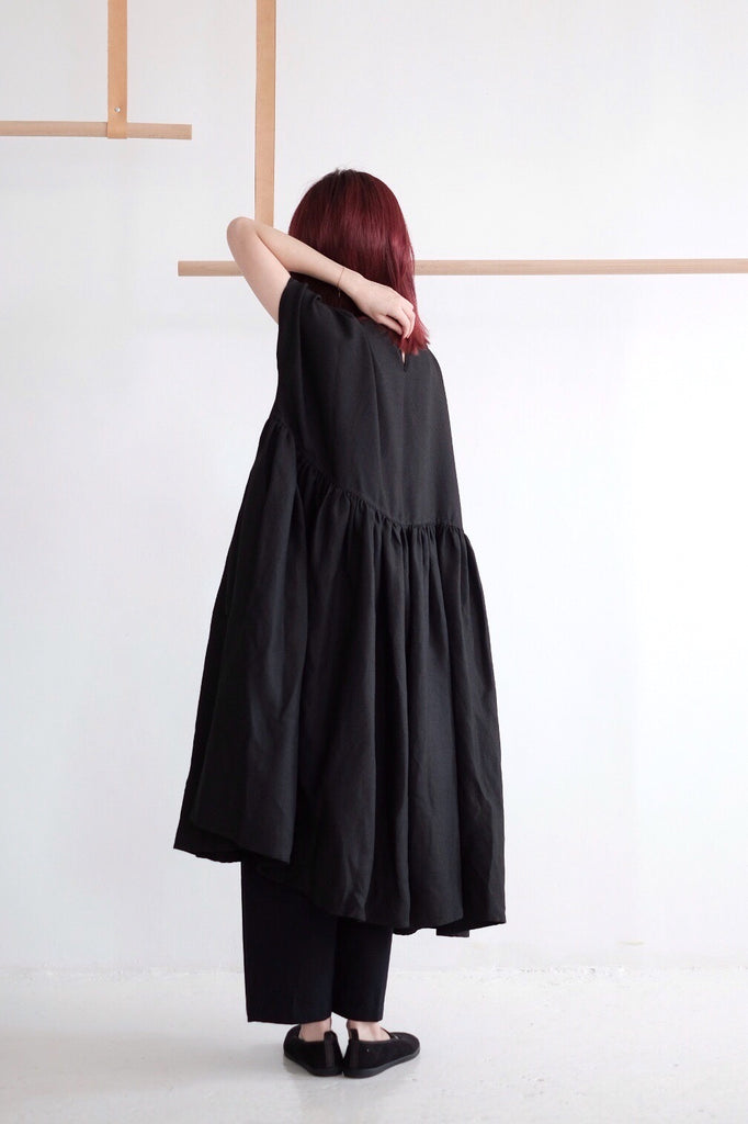 BLACK MIA DRESS
