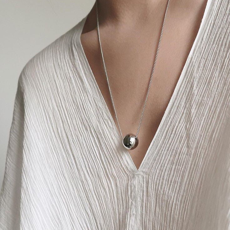 Nelle Ball Necklace