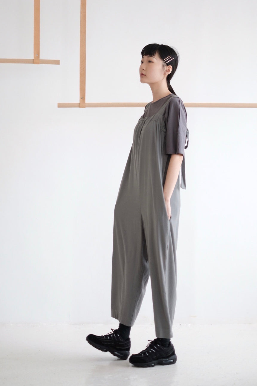 ARIANNA JUMPSUIT IN GREY