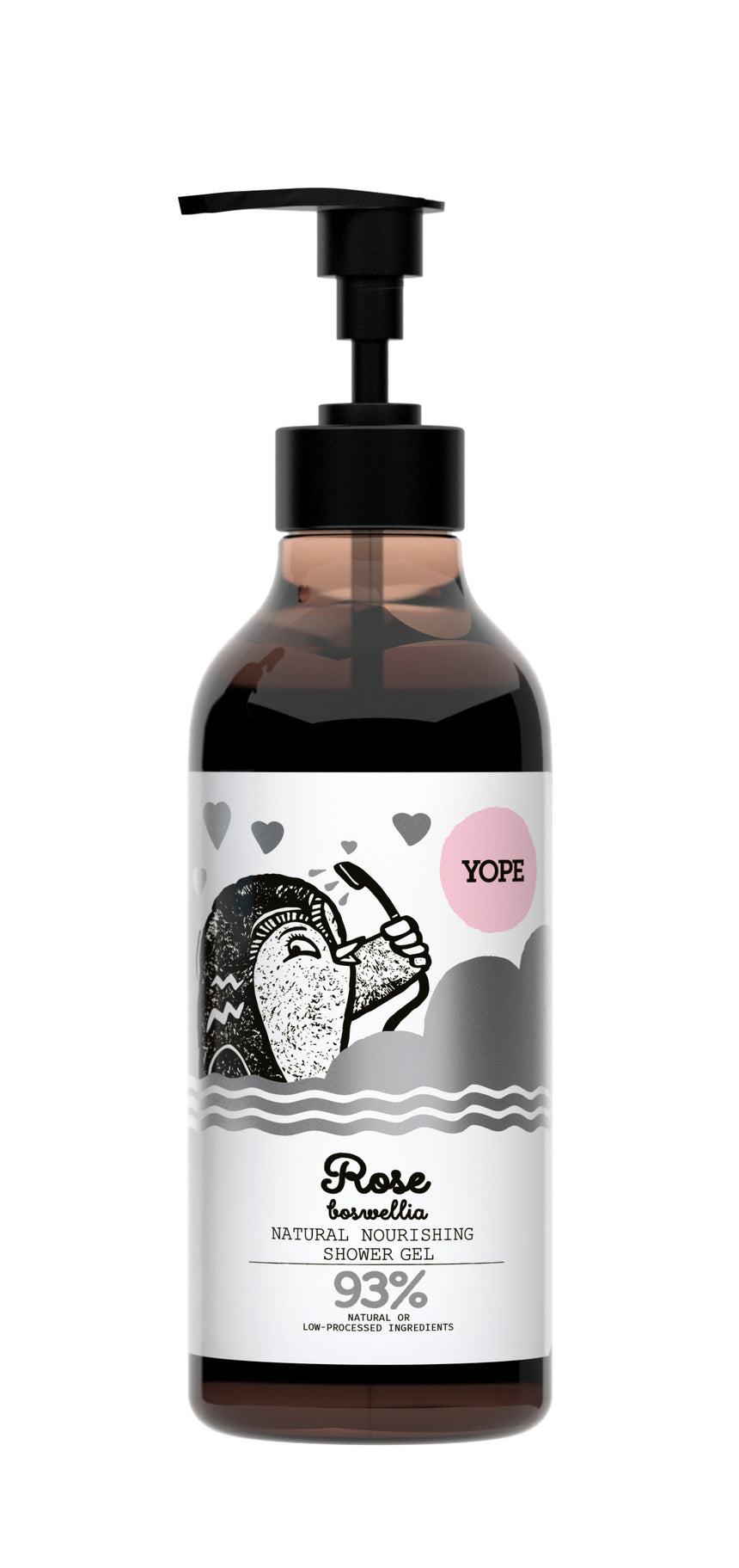 YOPE Natural shower gel